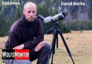 David Gerke, Präsident der Gruppe Wolf Schweiz (Foto: privat)